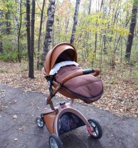 Детская коляска hotmom 2 в 1