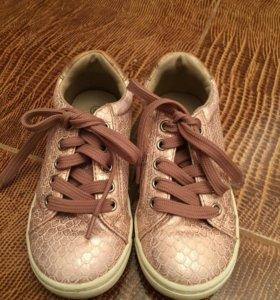 Кеды детские кроссовки в подарок