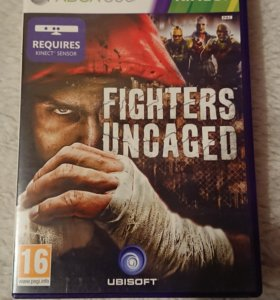 Fighters Uncaged kinect для Xbox 360