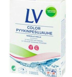 Гипоаллергенный порошок LV