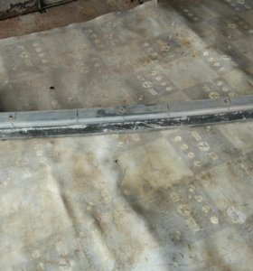 Бампер 2105-2107-2104 пластик