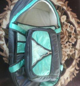 Сумка переноска и сумка для мамы