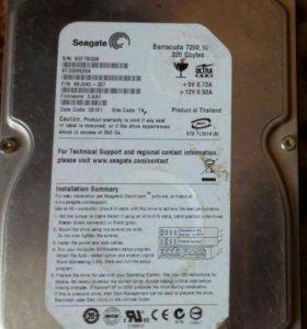 Жесткий диск(IDE)на 320Gb и 500Gb