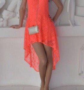 Платье выпускное р-р 44-46, 46-48