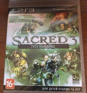 Sacred 3 для PlayStation 3 (новый)