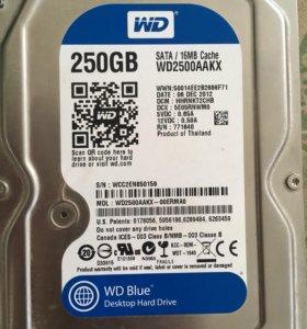 Жоский диск 250Gb