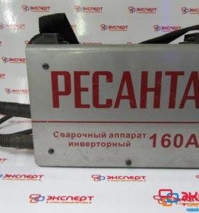 Сварочный аппарат Ресанта САИ 160А (Ч11)