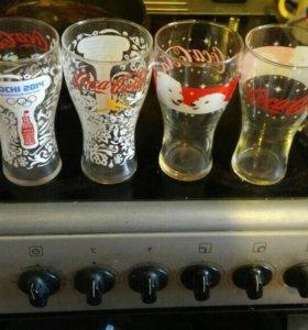 Продам стаканы и фужеры