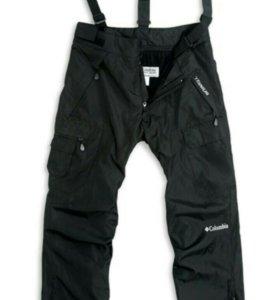 штаны зимние новые