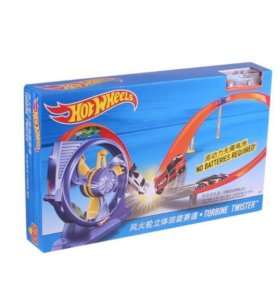 "Трек Hot Wheels «Форсаж"" оригинал"