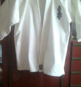 Кимоно для каратэ + вся защита