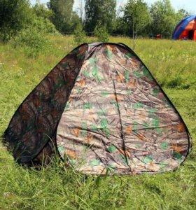 Палатка летняя камуфляж