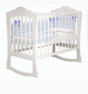 Детская кроватка Амалия
