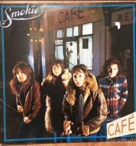 Smokie Midnight Cafe 1976 Germany