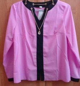 Абсолютно новая блузка, не подошел размер