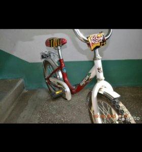 "Велосипед "" Барсик"""