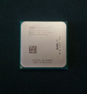 Amd Athlon II x2 245 2.9 ггц (AM3, AM2)