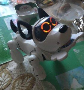 Интерактивная собака робот «Папбо»