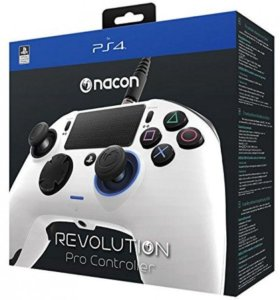 Джойстик Nacon White Revolution Pro Controller
