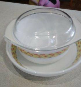 Посуда для микроволновки - запекания в духовке