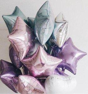 Воздушные шары. Гелиевые шары. Фольгированные шары