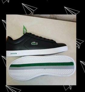 Кросы Lacoste