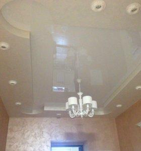 Натяжной потолок s310