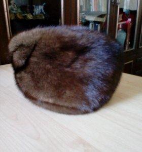 Меховая шапка (норковая)