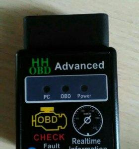Odb2 автосканер elm 327