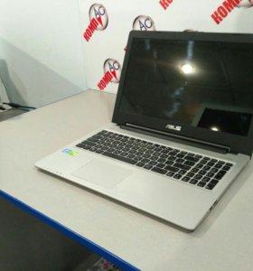 Ноутбук Asus игровой intel i5/6Gb/Gf740m-1Gb/500Gb