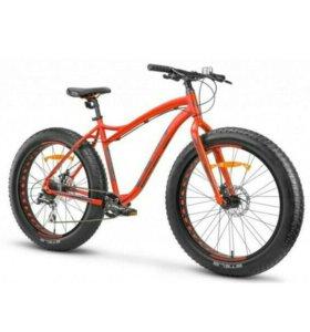 Велосипед FAT-bike Navigator 680 MD Matte Red New