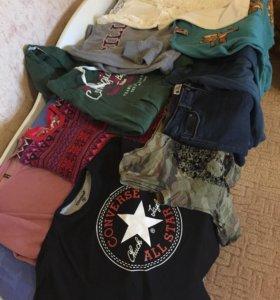 Мешок одежды дев р.46