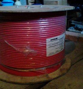 Катушка кабеля витая пара hyperline (sstp) 500 м