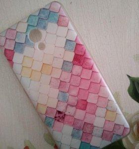 Чехол бампер на телефон Meizu M5c