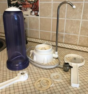 Фильтр для воды без картриджа