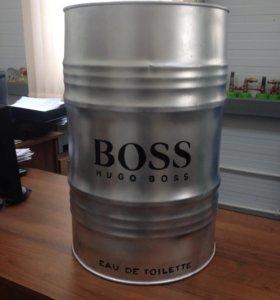 Бочка для вашего дизайна 60 л Boss.