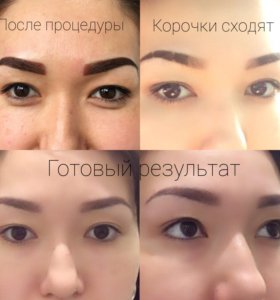 Татуаж. Перманентный макияж