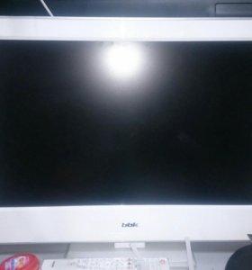 Телевизор BBK сDVD,USB