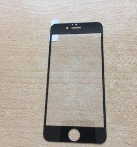 Защитное стекло на iPhone 6