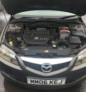Разборка Mazda 6 GG