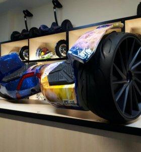 Гироскутер Smart Balance 9 дюймов Sport