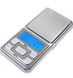 Весы – карманные ювелирные точные мини-весы