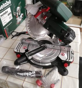 Торцовка METABO KS216 lasercut