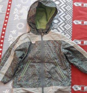 Куртка (шалуны) ветровка