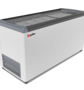 Ларь морозильный Frostor F600 Cтекло