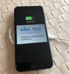 Беспроводная зарядка для iPhone / Samsung