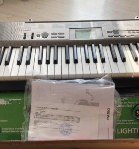 Синтезатор CASIO LK-120