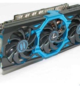 Видеокарта Sapphire Radeon R9 200 4gb