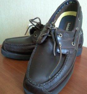 Мужские ботинки Timberland.