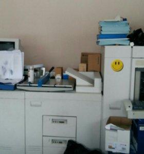 Полиграфическая печатная машина